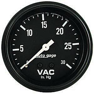 Mechanical Vacuum Gauge