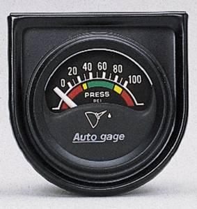 Electric Oil Pressure Individual Gauge