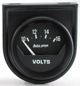 Electric Voltmeter Individual Console