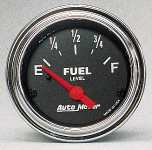 Fuel Level (240 ohm empty/ 33 ohm Full)