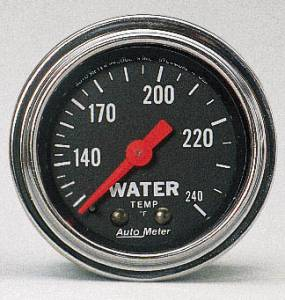 Water Temperature 100-250deg F