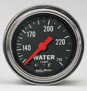 Water Temperature 100-250deg F