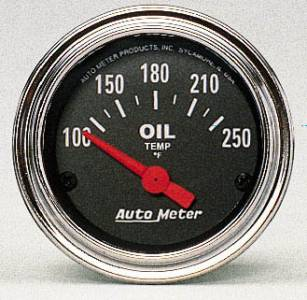 Oil Temperature 100??-250?? F