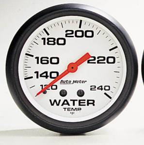 Water Temperature 140-280F (6 ft.)