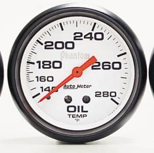 Oil Temperature 140-280F (6 ft.)