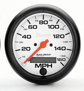 "3-3/8"" 160 MPH Electric Speedometer"