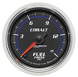 Fuel Pressure Full Sweep Gauge