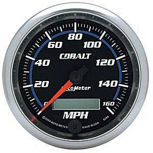 Electric Programmable Speedometer Full Sweep