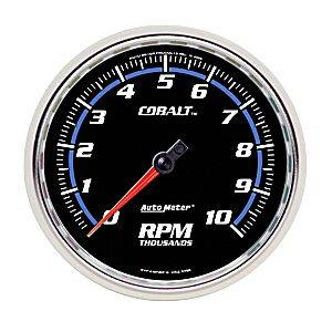 Tachometer Full Sweep