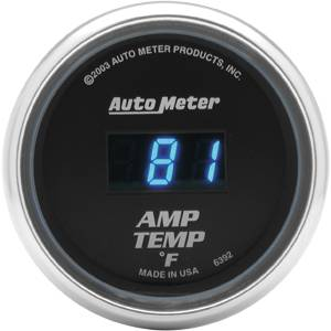 Amp Temperature