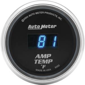 Amp Temperature
