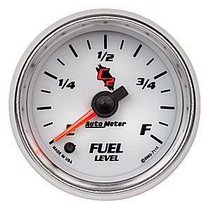 "2-1/16"" Fuel level Programable Empty/Fuel Range"