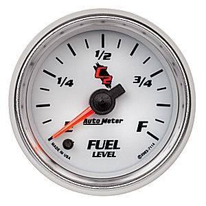 "2-1/16"" Fuel level Programable Empty/Fuel Range"