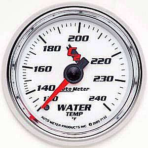 "2-1/16"" Water Temperature Gauge"