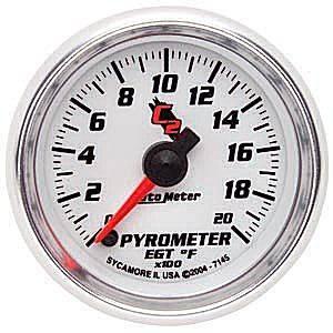 Pyrometer 0-2000 F