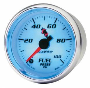 Fuel Pressure 0-100 PSI
