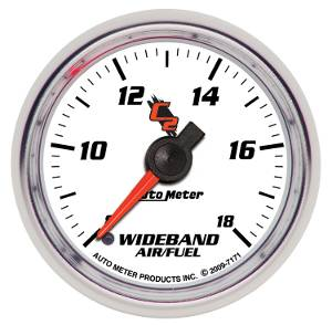Wideband Air/Fuel Ratio Gauge