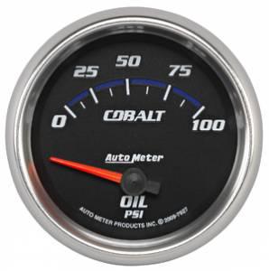 Oil Pressure Short Sweep