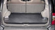 Second Seat Floor Liners