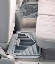Pathfinder Heavy Duty Rear Floor Mats