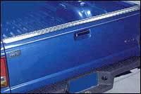 Diamond Plate Tailgate Protector