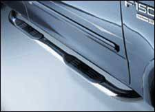 Titan Stainless Steel Step Bars