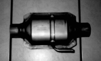 Universal Fit Catalytic Converter