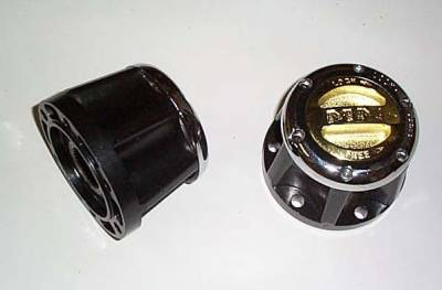 Mile Marker Manual Locking Hubs