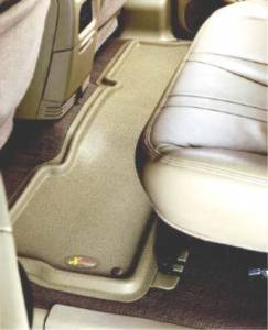 Xtreme Second Seat Floor Protection