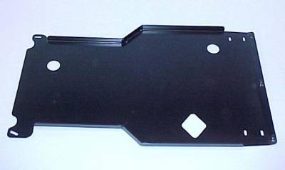 Skid Row Engine/Transmission Skid Plate