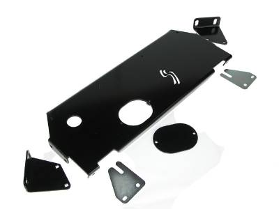 Skid Row Front Skid Plate