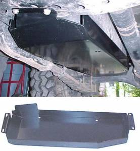 Skid Row Gas Tank Skid Plate
