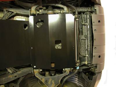 Skid Row Oil Pan Skid Plate