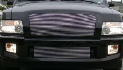 QX56 Billet Bumper Insert