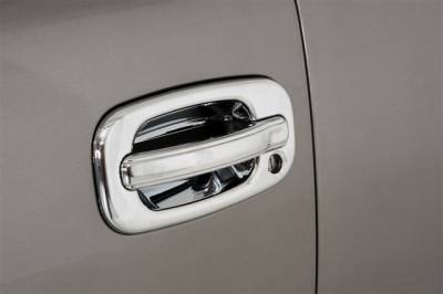 Chrome Door Handles