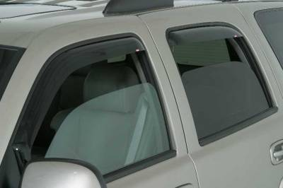 In Channel Vent Visors