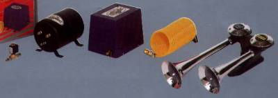 Electric Solenoid Operated Air Horn