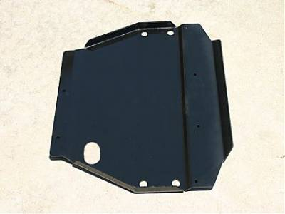 Frontier Engine Oil Pan Skid Plate