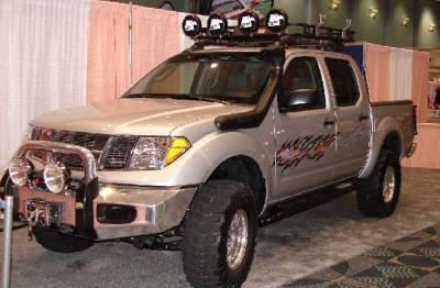 Frontier 2 Inch Body Lift