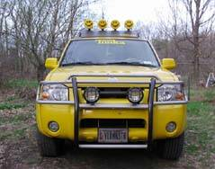 4x4 parts frontier light bar bpac198002 your 1 source for frontier light bar aloadofball Choice Image