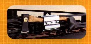 Cargo Rack Axe/Shovel Mounts