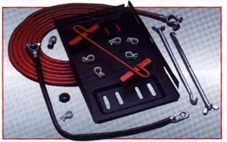 Battery Relocator Kit
