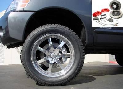 Balanced Brake Upgrade Kit