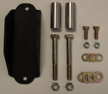 Carrier Bearing Drop Kit
