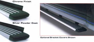 Platinum Series Running Boards