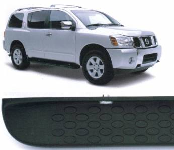 UNI II Series Lighted Running Boards