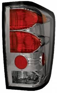 Platinum Smoke Euro Tail Lights