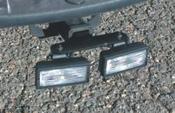 KC Hi-Lites Receiver Hitch Mount Light Bar