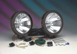 Super 4X4 Parts 8 Black Ss Long Range Rally Light System Lpkc801 Your Wiring Cloud Hisonuggs Outletorg