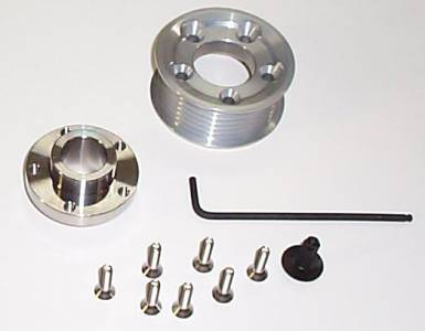 Quick Change 2.4 Pulley Kit